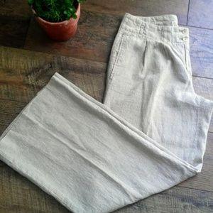 Michael Kors Women's Wide Leg Pants Size 4